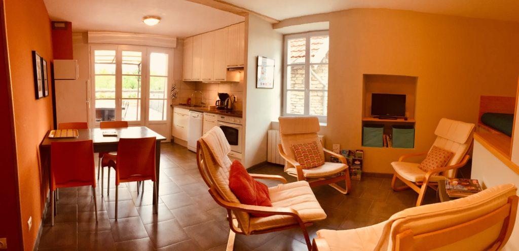 Appartement – Gîte Philibert